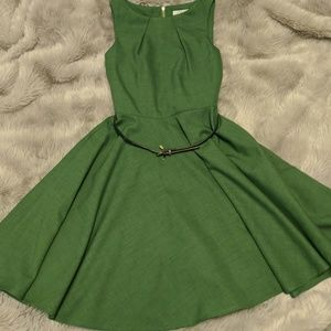 Gorgeous green dress